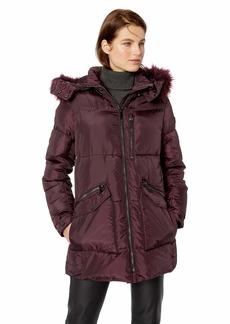 Rachel Roy Women's Puffer Jacket  Extra Large