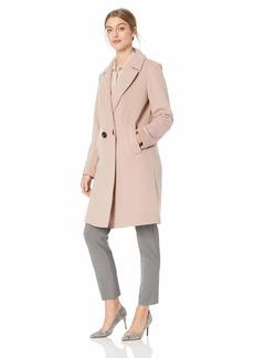 Rachel Roy Women's Plus Size Wool Coat