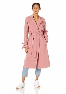 Rachel Roy Women's Trench Coat  M
