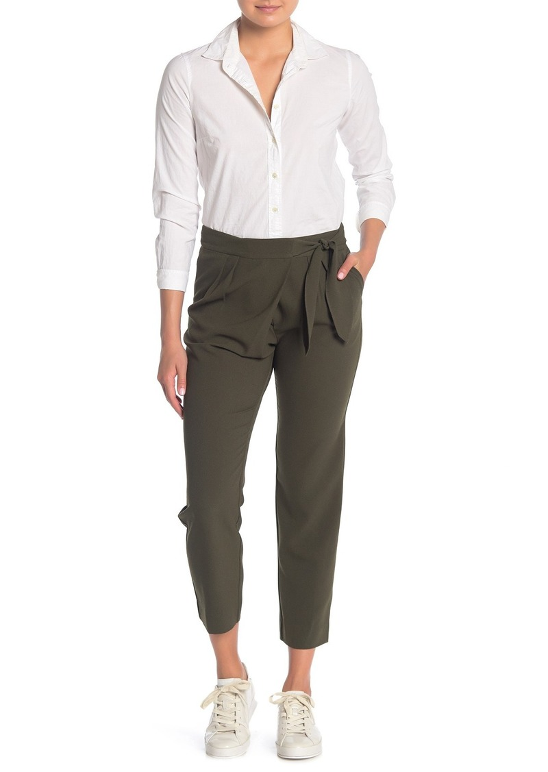 Rachel Roy Shelly Tie Waist Pants