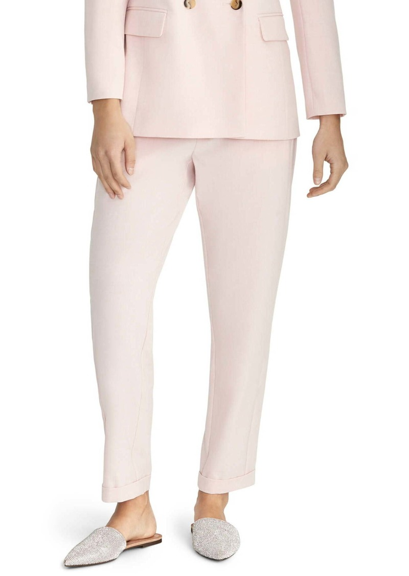 Rachel Roy High Waist Side Stripe Pants