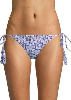 Rachel Roy String Side-Tie Bikini Bottom