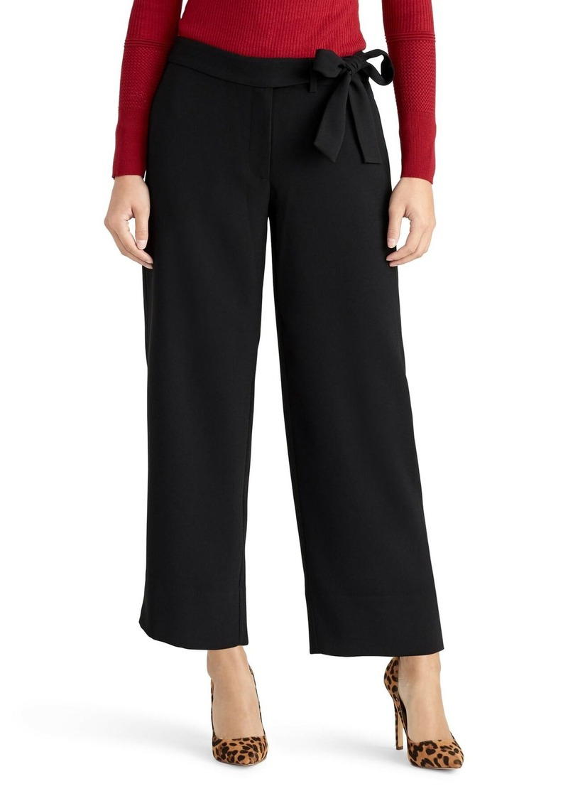 Rachel Roy Wide Leg Tie Front Pants