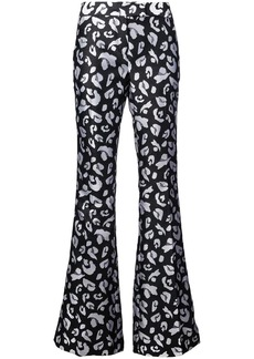 Rachel Zoe Aimee flared trousers
