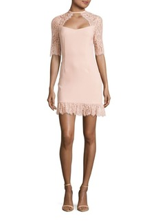 Rachel Zoe Claudia Stretch Crepe Dress