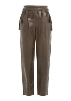 Rachel Zoe Leather Nora Pants