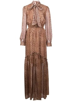 Rachel Zoe leopard print dress