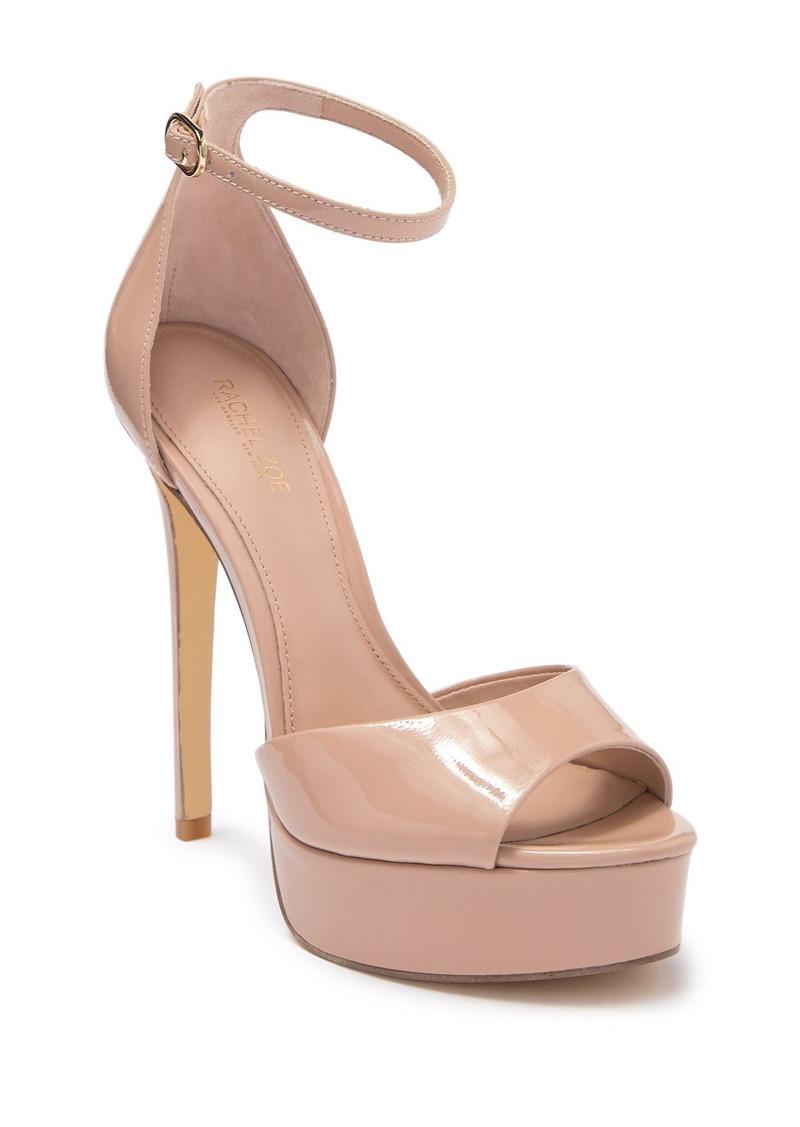 Rachel Zoe Margo Platform Ankle Strap Sandal