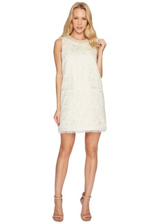 Rachel Zoe Metallic Boucle Spencer Dress
