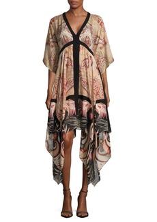 Rachel Zoe Miranda Silk Gown