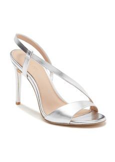 Rachel Zoe Nina Metallic Leather Stiletto Sandal
