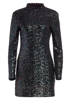 Rachel Zoe Pierina Sequin Mini Bodycon Dress