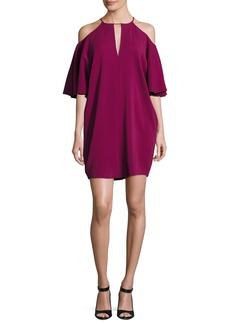 Rachel Zoe Andrea Cady Cold-Shoulder Dress