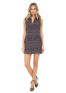 Rachel Zoe Bay Sleeveless Fringe Dress