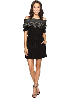 Rachel Zoe Bethany Off the Shoulder Dress