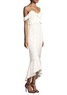 Rachel Zoe Chloe Lace Mermaid Gown