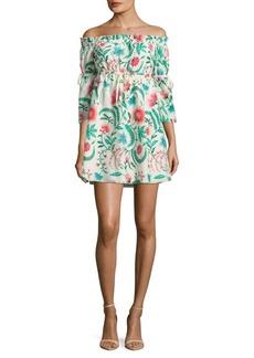 Rachel Zoe Danica Kali Off-the-Shoulder Dress