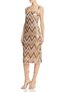 Rachel Zoe Eileen Sequined Dress