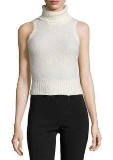 Rachel Zoe Elodie Sleeveless Turtleneck Sweater