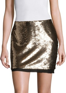 Rachel Zoe Finn Sequin Skirt