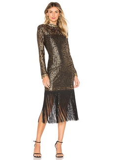 RACHEL ZOE Hunter Dress