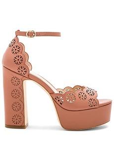 RACHEL ZOE Jenelle Platform Sandal