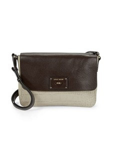 Cole Haan Jozie Leather Crossbody