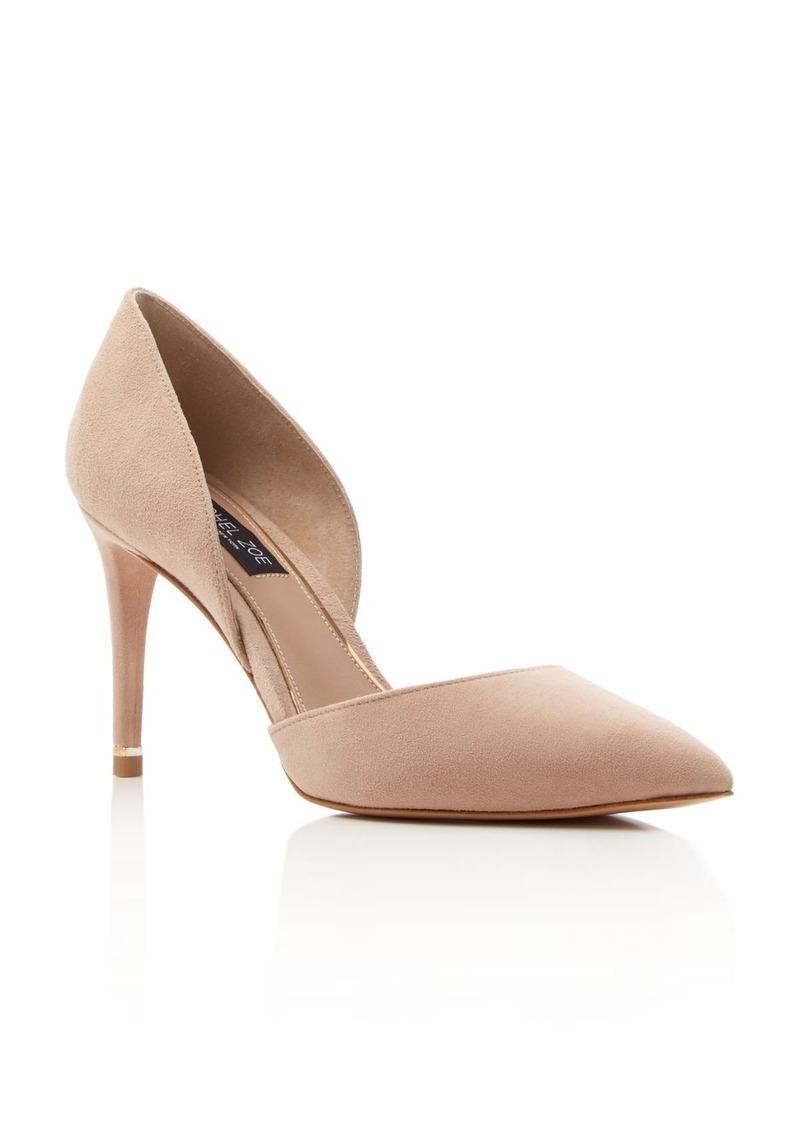 Rachel Zoe Kilee d'Orsay High Heel Pointed Toe Pumps