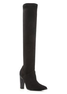 Rachel Zoe Layla Stretch Over the Knee High Heel Boots