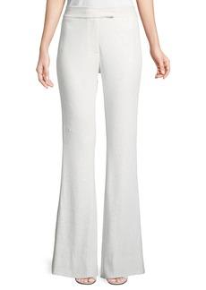 Rachel Zoe Linda Sequin Wide-Leg Pants