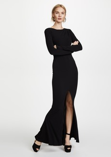 Rachel Zoe Long Sleeve Gown