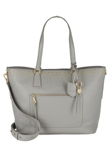Cole Haan Marli Stud Leather Tote