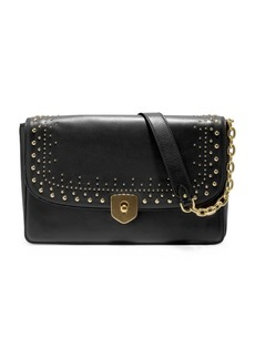 Cole Haan Marli Studded Leather Clutch