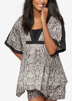 Rachel Zoe Maternity Animal-Print Blouse