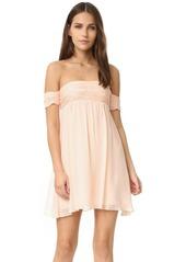 Rachel Zoe Off the Shoulder Dress