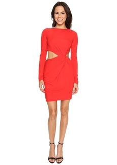 Rachel Zoe Shay Draped Mini Dress