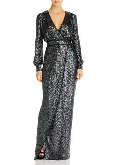Rachel Zoe Stellabella Sequin Gown