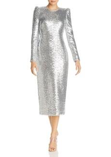 Rachel Zoe Susan Sequin Open-Back Dress - 100% Exclusive