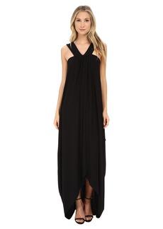 Rachel Zoe Sylvi Side Drape Maxi Dress