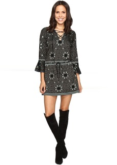 Rachel Zoe Tenley Jacquard Dress