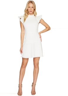 Rachel Zoe Twill Suiting Parma Dress