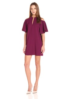 Rachel Zoe Women's Andrea Cold Shoulder Dress