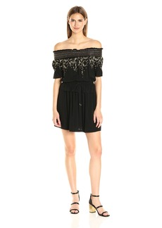 Rachel Zoe Women's Bethany Off Shoulder Dress
