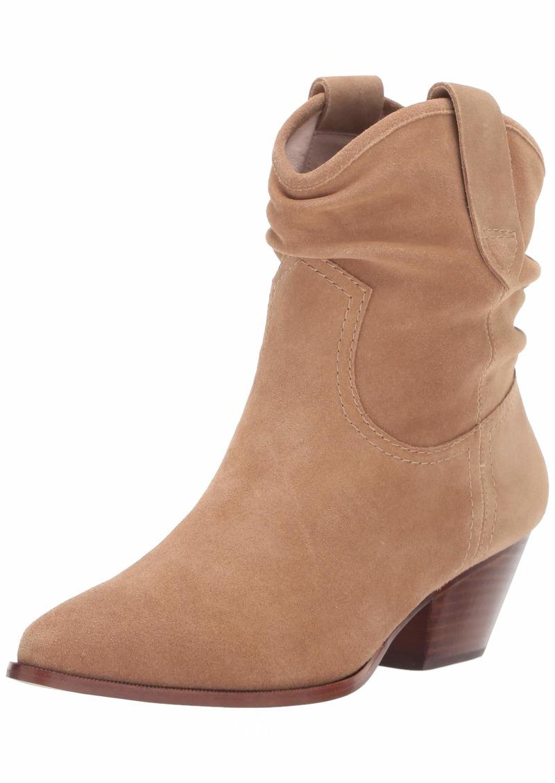 Rachel Zoe Women's Clay Western Bootie Boot   M US