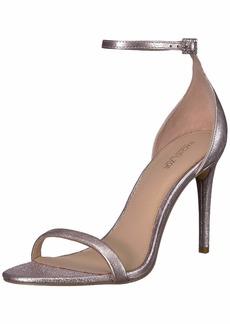 Rachel Zoe Women's Ema W/Crystal Buckle Sandal Heeled   M US