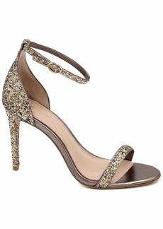 Rachel Zoe Women's Ema W/Glitter Sandal Heeled   M US
