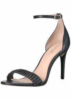 Rachel Zoe Women's ESME Sandal-Nappa Heeled   M US