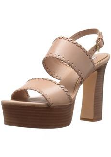 Rachel Zoe Women's Halina Platform Dress Sandal   M US