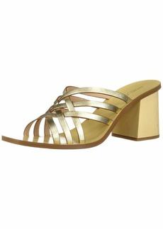 Rachel Zoe Women's Kate Peep Toe Mule Heeled Sandal   M US
