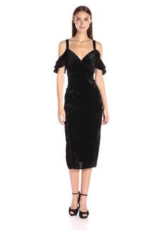 Rachel Zoe Women's Kinsley Ruffle Slip Dress